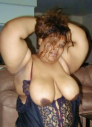 Marie is a hot playful big black mama. Watch her whip out those big sexy boobies as well as show off how much she likes to use her mouth